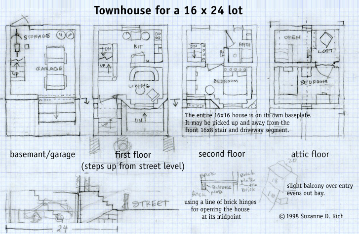 16 beautiful victorian townhouse plans building plans for Victorian townhouse plans